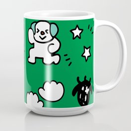 A dog's fun life! Shih Tzu Coffee Mug