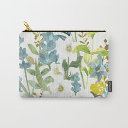 Wildflowers VI Carry-All Pouch