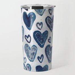 Hearts aplenty. Travel Mug