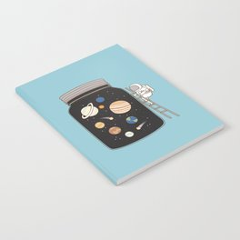 confined space Notebook
