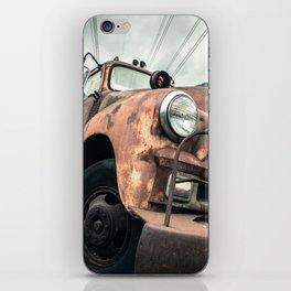 Rusty Road iPhone Skin
