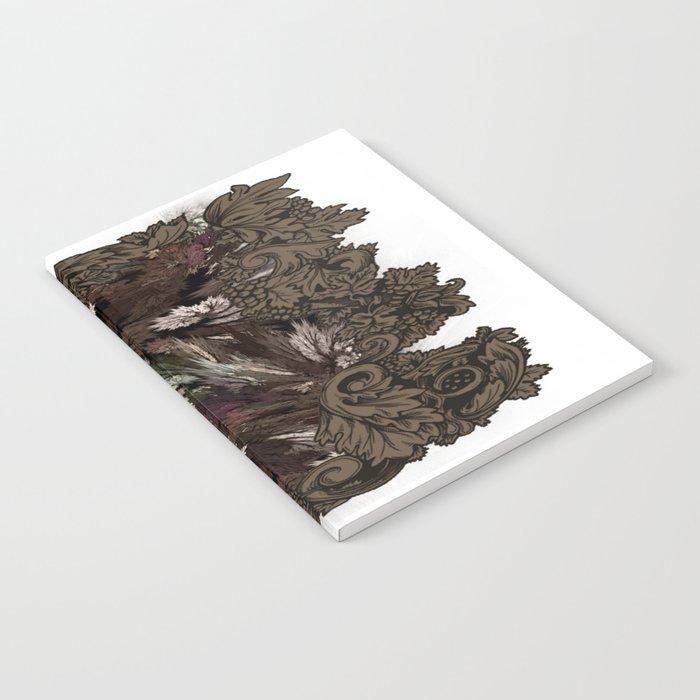 Impressive Brier Pattern  Notebook