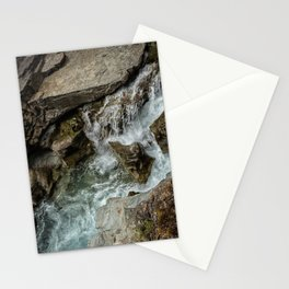 Any Which Way - Glacier NP Stationery Cards