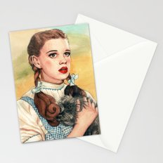 I Don't Think We're In Kansas Anymore Stationery Cards