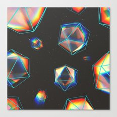 Refraction 4 Canvas Print
