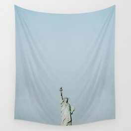 New York City VI  / Statue of Liberty Wall Tapestry