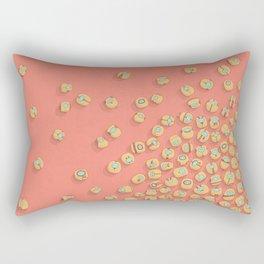microrobots Rectangular Pillow