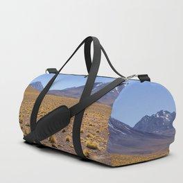 Atacama views Duffle Bag