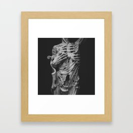 Sculpture Framed Art Print