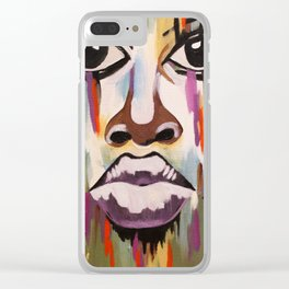 Arco Iris Clear iPhone Case