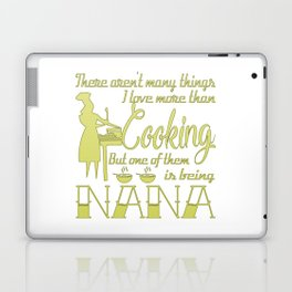 Cooking Nana Laptop & iPad Skin