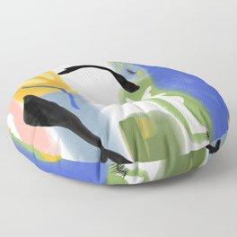 Ode to Matisse Floor Pillow