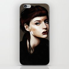 Zoey Scarlet iPhone & iPod Skin