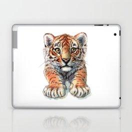 Playful Tiger Cub 907 Laptop & iPad Skin