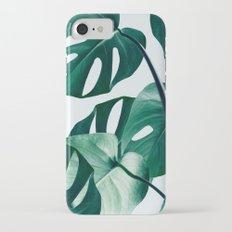 Monstera #society6 #artprints #buyart iPhone 7 Slim Case