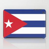 cuba iPad Cases featuring Cuba Live by McGrathDesigns