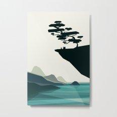beauty trumped vertigo Metal Print