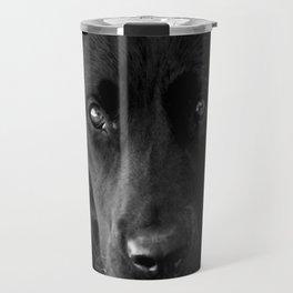 Loyalty  Black Lab  Travel Mug