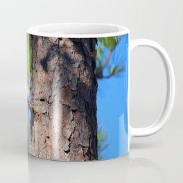 Bluebird On Little Branch Coffee Mug
