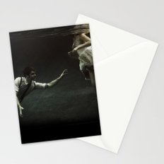 abyss of the disheartened : X Stationery Cards