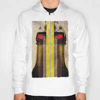 lichtenstein Hoodies featuring BOT by lucborell