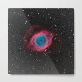 Helix Nebula - Eye of God Metal Print