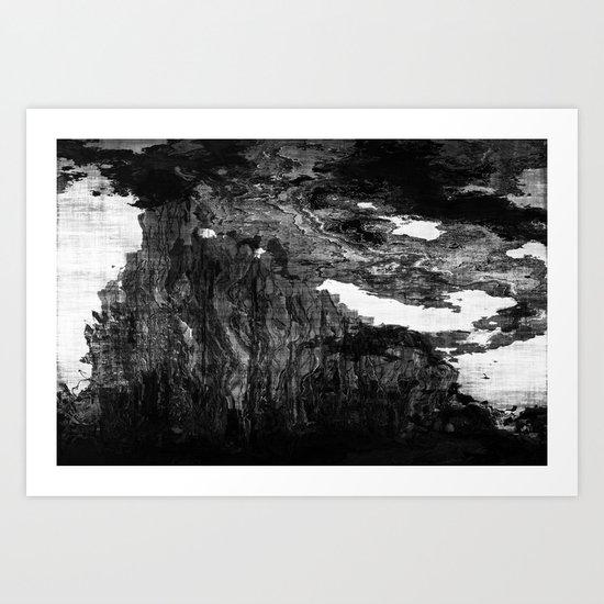 Impossible Landscape Art Print