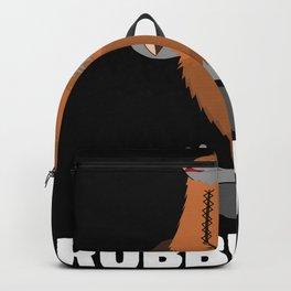 Robbe - Funny Robbinson Saying Joke Backpack
