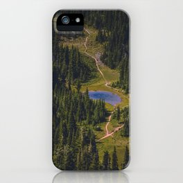 McNeil Point iPhone Case