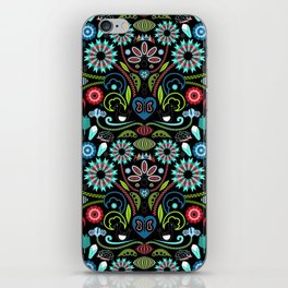 Scandinavian Inspiration (Black) iPhone Skin