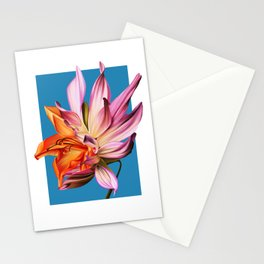 Hybrid Flower IX Stationery Cards