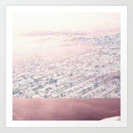 San Gabriel Art Print