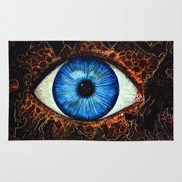 Dark Eye Rug