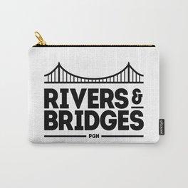 Rivers & Bridges Carry-All Pouch