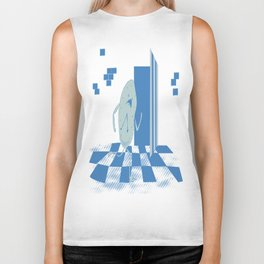 Time is Running Out! Biker Tank