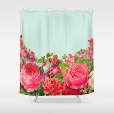 BOLDEST FLORAL Shower Curtain