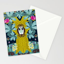 The Horse Chestnut {Night} Stationery Cards