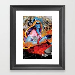 Imaginary Friends Part 1 Framed Art Print