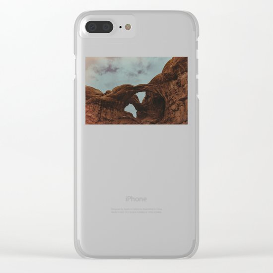 Arches Clear iPhone Case