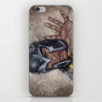 magneto iPhone & iPod Skins featuring Magneto. by Emiliano Morciano (Ateyo)