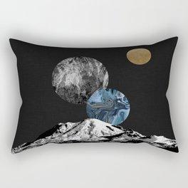 Space II Rectangular Pillow