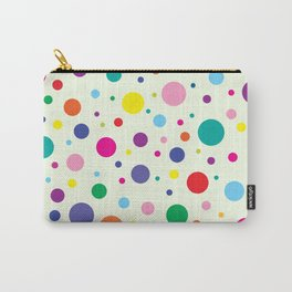 Celebrate | Dancing Polka Dots Carry-All Pouch