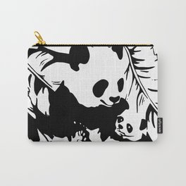 PANDA  MAMA AND ME Carry-All Pouch