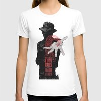 tom waits T-shirts featuring Tom Waits by J.C.D