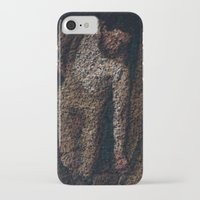 degas iPhone & iPod Cases featuring Figure by Stephen Linhart