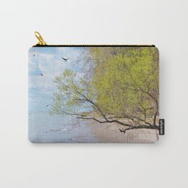 Land Sea and Sky Carry-All Pouch