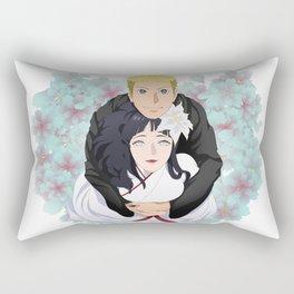 Wedding naruhina Rectangular Pillow