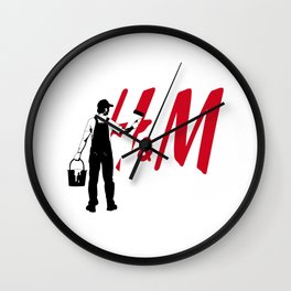 H&M Wall Clock