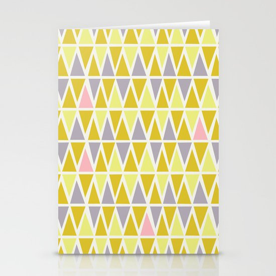 Lemon Sorbet Stationery Cards