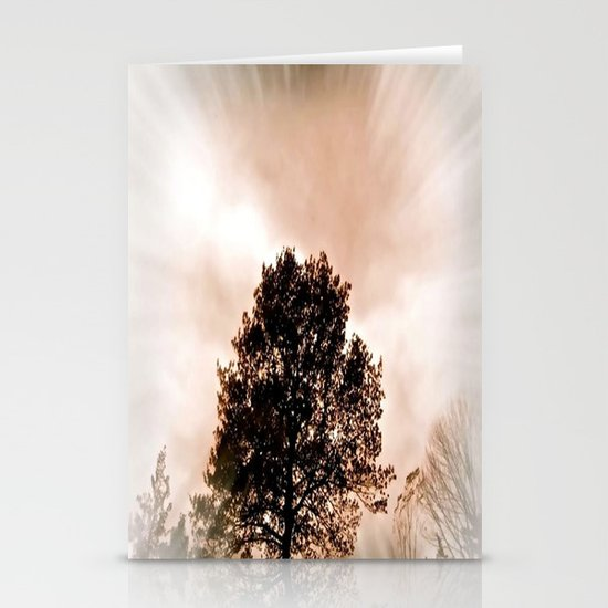 Tree Stationery Cards